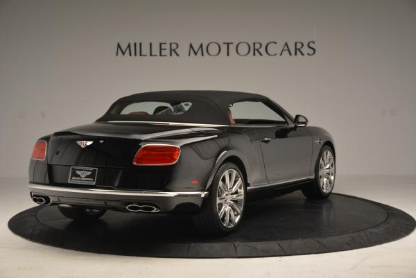 Used 2016 Bentley Continental GT V8 Convertible for sale Sold at Alfa Romeo of Greenwich in Greenwich CT 06830 19