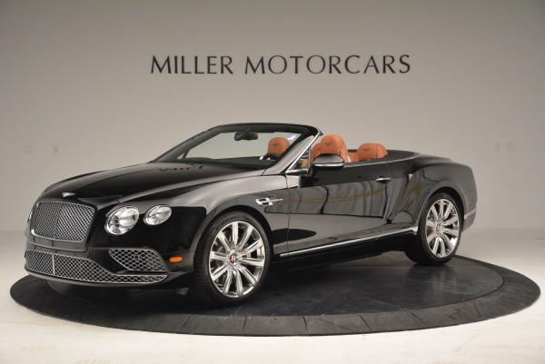 Used 2016 Bentley Continental GT V8 Convertible for sale Sold at Alfa Romeo of Greenwich in Greenwich CT 06830 2