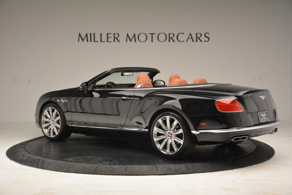 Used 2016 Bentley Continental GT V8 Convertible for sale Sold at Alfa Romeo of Greenwich in Greenwich CT 06830 4