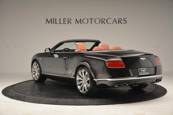 Used 2016 Bentley Continental GT V8 Convertible for sale Sold at Alfa Romeo of Greenwich in Greenwich CT 06830 5
