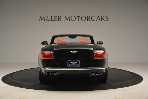 Used 2016 Bentley Continental GT V8 Convertible for sale Sold at Alfa Romeo of Greenwich in Greenwich CT 06830 6