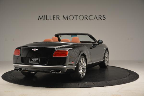 Used 2016 Bentley Continental GT V8 Convertible for sale Sold at Alfa Romeo of Greenwich in Greenwich CT 06830 7