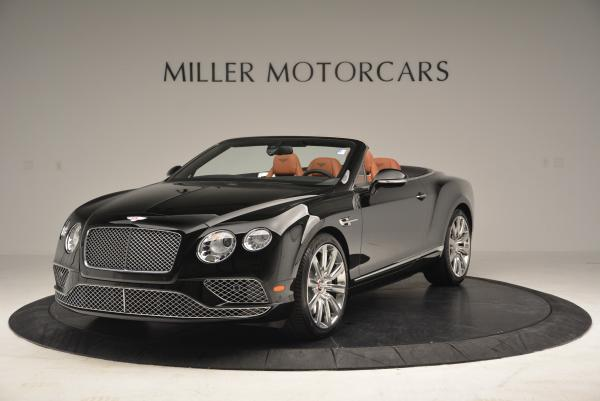 Used 2016 Bentley Continental GT V8 Convertible for sale Sold at Alfa Romeo of Greenwich in Greenwich CT 06830 1