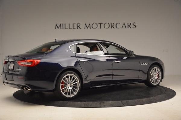 New 2018 Maserati Quattroporte S Q4 GranLusso for sale Sold at Alfa Romeo of Greenwich in Greenwich CT 06830 8