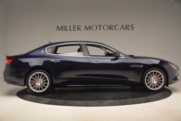 New 2018 Maserati Quattroporte S Q4 GranLusso for sale Sold at Alfa Romeo of Greenwich in Greenwich CT 06830 9