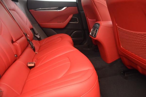 New 2018 Maserati Levante Q4 GranSport for sale Sold at Alfa Romeo of Greenwich in Greenwich CT 06830 25