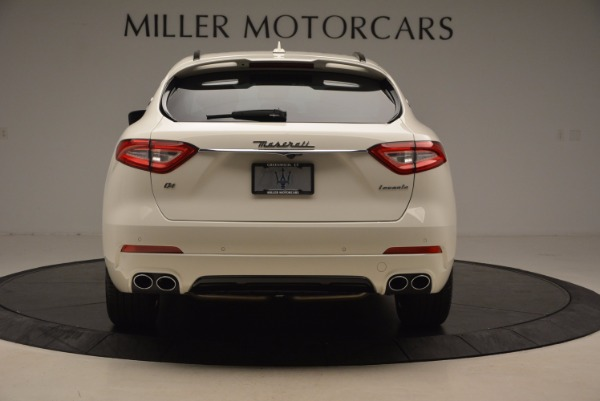 New 2018 Maserati Levante Q4 GranSport for sale Sold at Alfa Romeo of Greenwich in Greenwich CT 06830 6