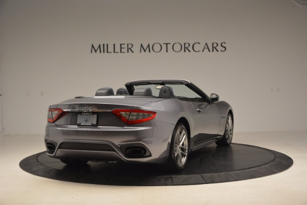 Used 2018 Maserati GranTurismo Sport Convertible for sale Sold at Alfa Romeo of Greenwich in Greenwich CT 06830 13