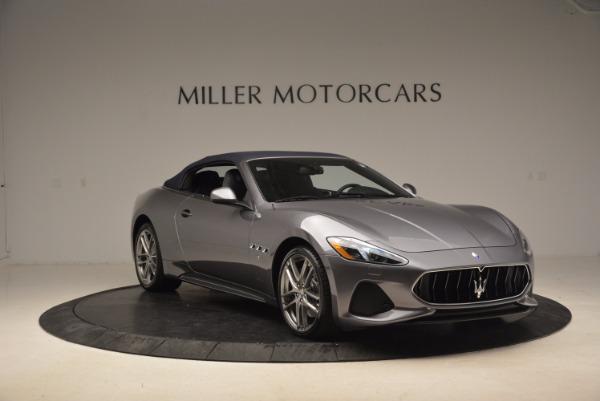 New 2018 Maserati GranTurismo Sport Convertible for sale Sold at Alfa Romeo of Greenwich in Greenwich CT 06830 22