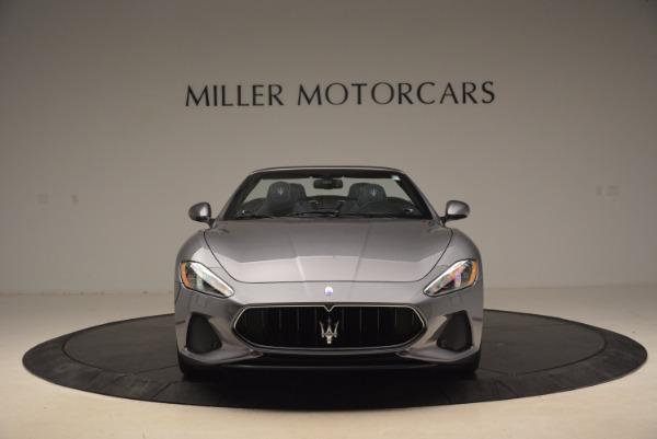 Used 2018 Maserati GranTurismo Sport Convertible for sale Sold at Alfa Romeo of Greenwich in Greenwich CT 06830 23
