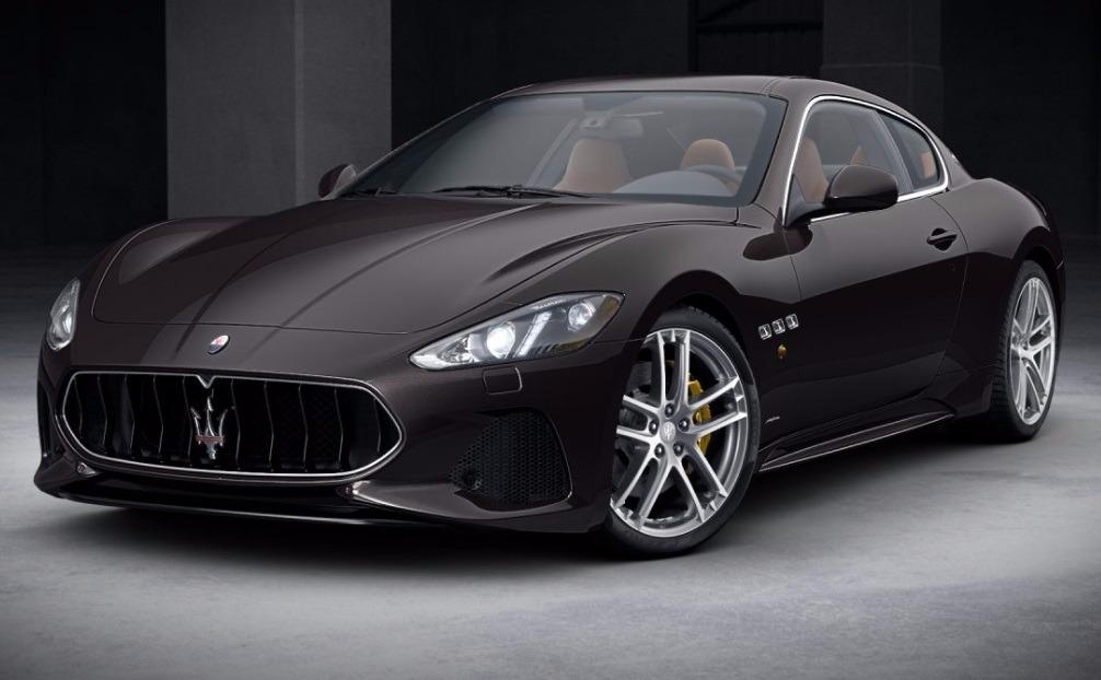 New 2018 Maserati GranTurismo Sport for sale Sold at Alfa Romeo of Greenwich in Greenwich CT 06830 1