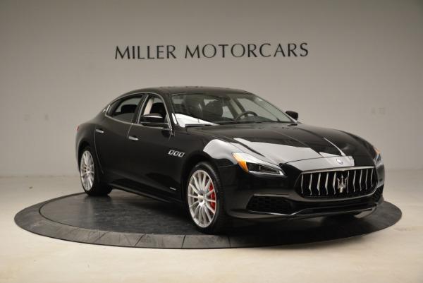 New 2018 Maserati Quattroporte S Q4 GranLusso for sale Sold at Alfa Romeo of Greenwich in Greenwich CT 06830 11