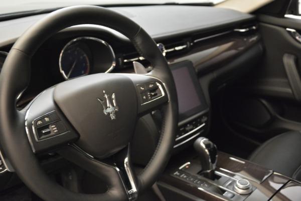 New 2018 Maserati Quattroporte S Q4 GranLusso for sale Sold at Alfa Romeo of Greenwich in Greenwich CT 06830 16