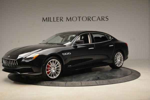 New 2018 Maserati Quattroporte S Q4 GranLusso for sale Sold at Alfa Romeo of Greenwich in Greenwich CT 06830 2