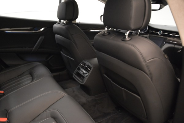 New 2018 Maserati Quattroporte S Q4 GranLusso for sale Sold at Alfa Romeo of Greenwich in Greenwich CT 06830 26
