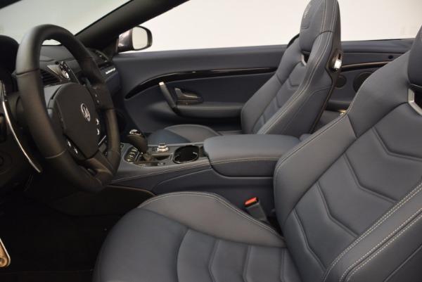 New 2018 Maserati GranTurismo Sport for sale Sold at Alfa Romeo of Greenwich in Greenwich CT 06830 28