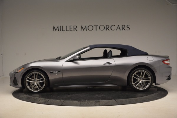 New 2018 Maserati GranTurismo Sport for sale Sold at Alfa Romeo of Greenwich in Greenwich CT 06830 3