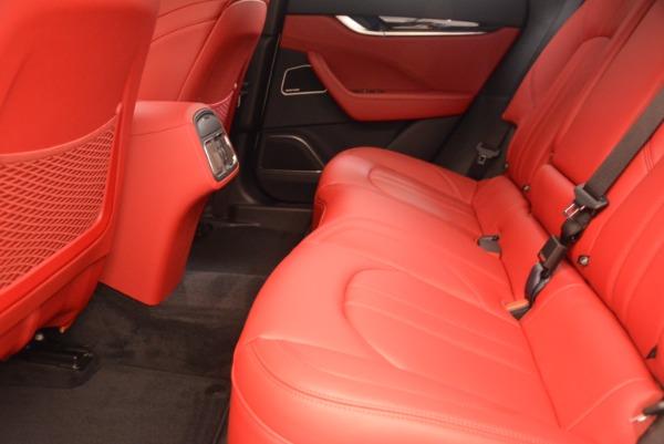 New 2018 Maserati Levante Q4 GranLusso for sale Sold at Alfa Romeo of Greenwich in Greenwich CT 06830 17