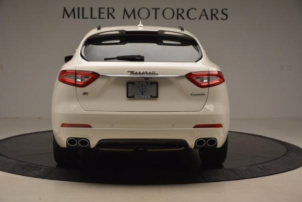 New 2018 Maserati Levante Q4 GranLusso for sale Sold at Alfa Romeo of Greenwich in Greenwich CT 06830 6