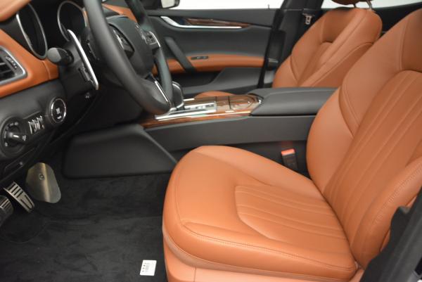 New 2016 Maserati Ghibli S Q4 for sale Sold at Alfa Romeo of Greenwich in Greenwich CT 06830 12