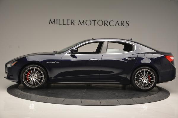 New 2016 Maserati Ghibli S Q4 for sale Sold at Alfa Romeo of Greenwich in Greenwich CT 06830 4