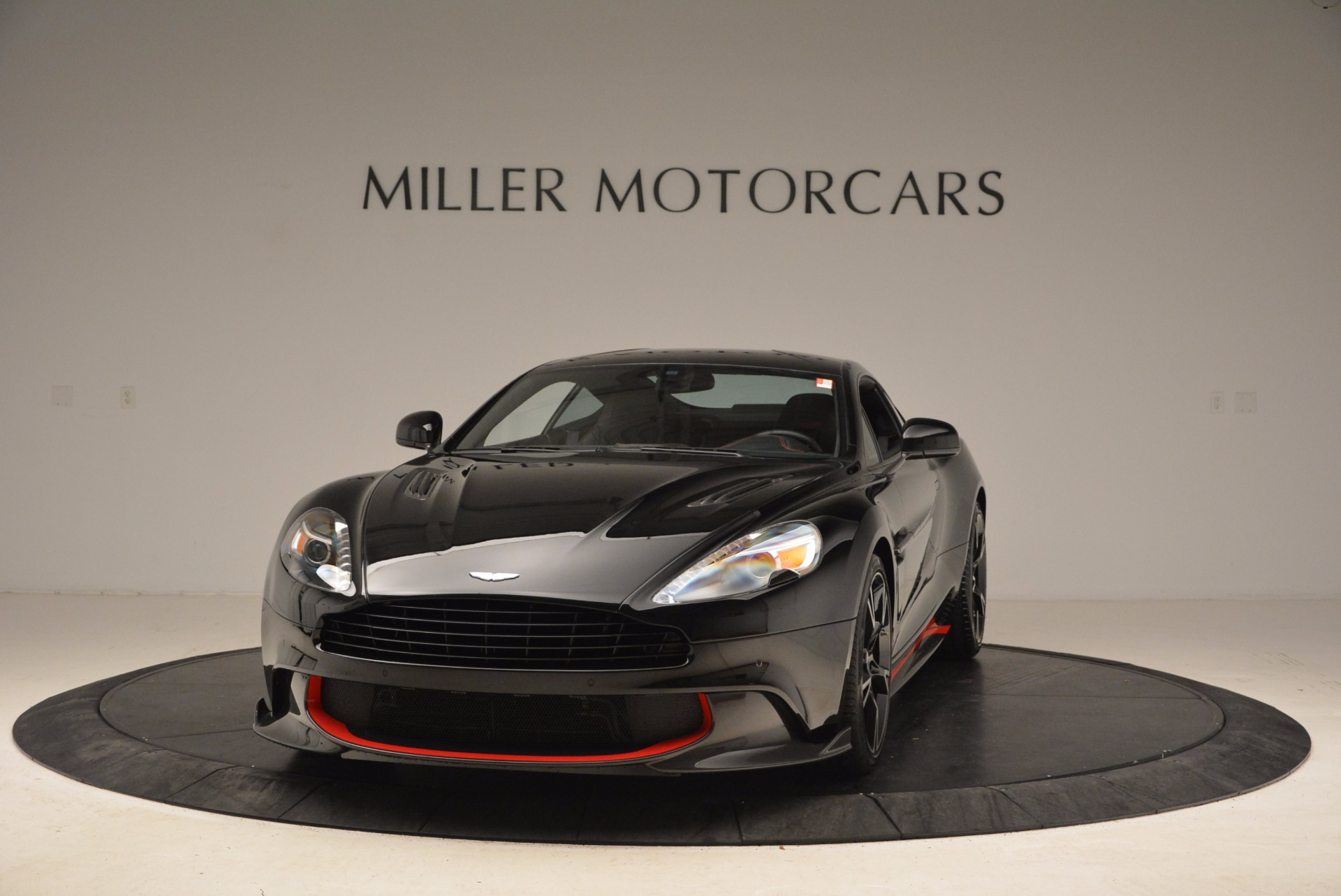 Used 2018 Aston Martin Vanquish S for sale Sold at Alfa Romeo of Greenwich in Greenwich CT 06830 1