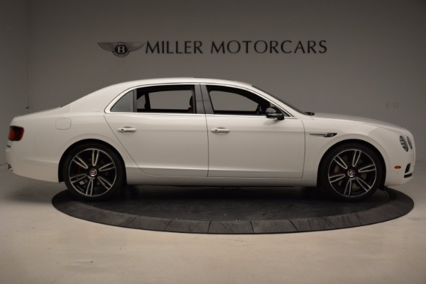 New 2017 Bentley Flying Spur V8 S for sale Sold at Alfa Romeo of Greenwich in Greenwich CT 06830 10