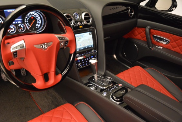 New 2017 Bentley Flying Spur V8 S for sale Sold at Alfa Romeo of Greenwich in Greenwich CT 06830 28