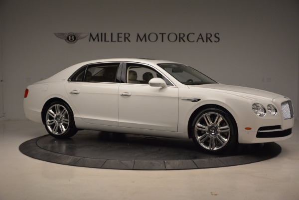 New 2017 Bentley Flying Spur W12 for sale Sold at Alfa Romeo of Greenwich in Greenwich CT 06830 11