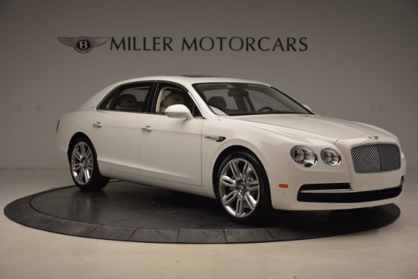 New 2017 Bentley Flying Spur W12 for sale Sold at Alfa Romeo of Greenwich in Greenwich CT 06830 12