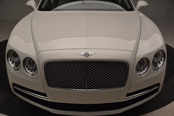 New 2017 Bentley Flying Spur W12 for sale Sold at Alfa Romeo of Greenwich in Greenwich CT 06830 14