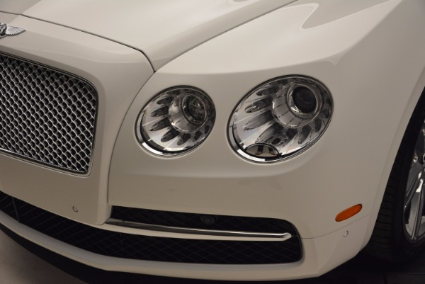 New 2017 Bentley Flying Spur W12 for sale Sold at Alfa Romeo of Greenwich in Greenwich CT 06830 16