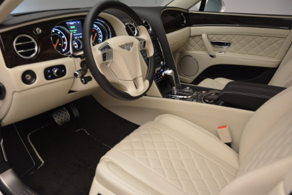 New 2017 Bentley Flying Spur W12 for sale Sold at Alfa Romeo of Greenwich in Greenwich CT 06830 23