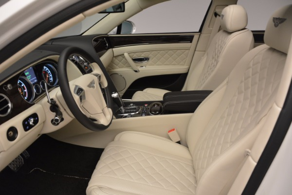 New 2017 Bentley Flying Spur W12 for sale Sold at Alfa Romeo of Greenwich in Greenwich CT 06830 24