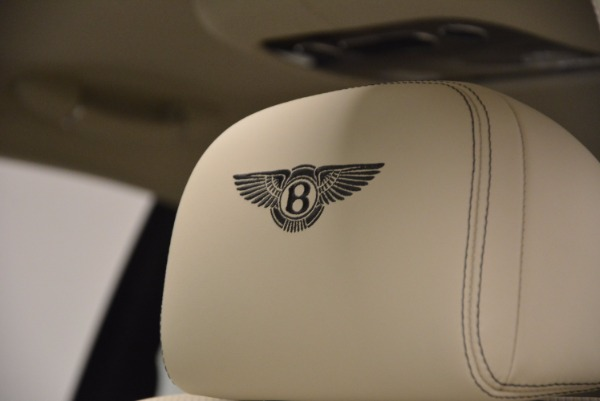 New 2017 Bentley Flying Spur W12 for sale Sold at Alfa Romeo of Greenwich in Greenwich CT 06830 28