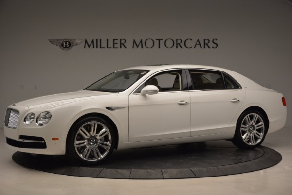 New 2017 Bentley Flying Spur W12 for sale Sold at Alfa Romeo of Greenwich in Greenwich CT 06830 3