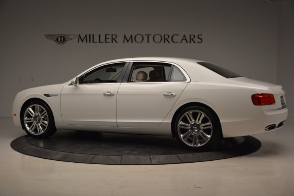 New 2017 Bentley Flying Spur W12 for sale Sold at Alfa Romeo of Greenwich in Greenwich CT 06830 5