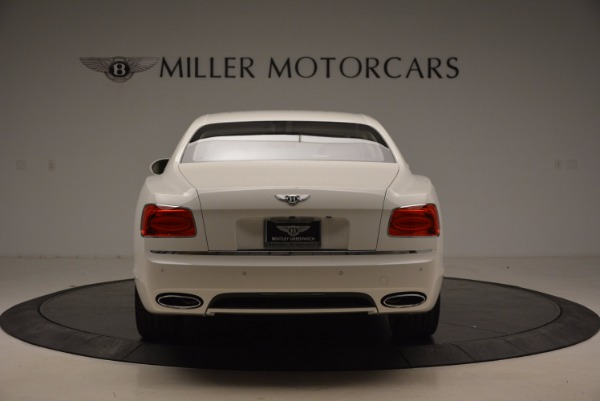 New 2017 Bentley Flying Spur W12 for sale Sold at Alfa Romeo of Greenwich in Greenwich CT 06830 7