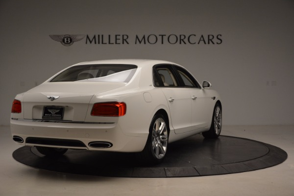 New 2017 Bentley Flying Spur W12 for sale Sold at Alfa Romeo of Greenwich in Greenwich CT 06830 8