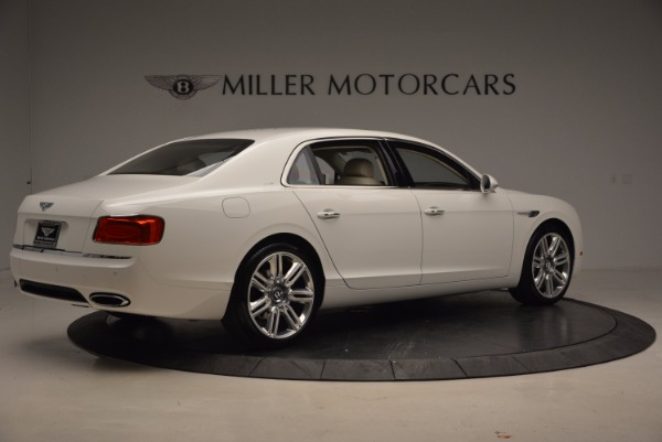 New 2017 Bentley Flying Spur W12 for sale Sold at Alfa Romeo of Greenwich in Greenwich CT 06830 9