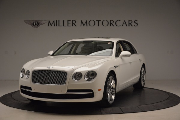 New 2017 Bentley Flying Spur W12 for sale Sold at Alfa Romeo of Greenwich in Greenwich CT 06830 1