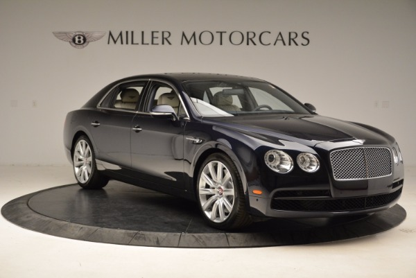 Used 2017 Bentley Flying Spur V8 for sale Call for price at Alfa Romeo of Greenwich in Greenwich CT 06830 11