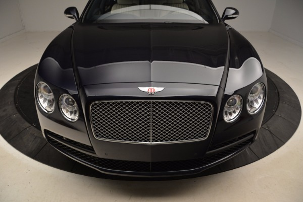 Used 2017 Bentley Flying Spur V8 for sale Call for price at Alfa Romeo of Greenwich in Greenwich CT 06830 13