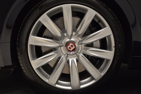 Used 2017 Bentley Flying Spur V8 for sale Call for price at Alfa Romeo of Greenwich in Greenwich CT 06830 15