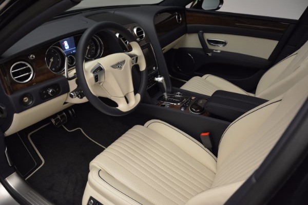 Used 2017 Bentley Flying Spur V8 for sale Call for price at Alfa Romeo of Greenwich in Greenwich CT 06830 17