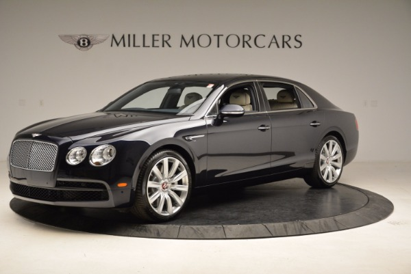 Used 2017 Bentley Flying Spur V8 for sale Call for price at Alfa Romeo of Greenwich in Greenwich CT 06830 2