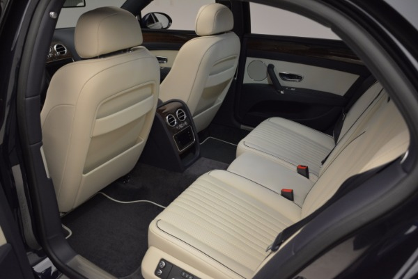 Used 2017 Bentley Flying Spur V8 for sale Call for price at Alfa Romeo of Greenwich in Greenwich CT 06830 23