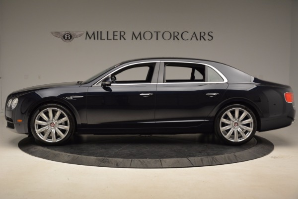 Used 2017 Bentley Flying Spur V8 for sale Call for price at Alfa Romeo of Greenwich in Greenwich CT 06830 3