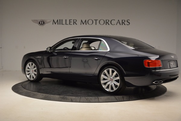 New 2017 Bentley Flying Spur V8 for sale Sold at Alfa Romeo of Greenwich in Greenwich CT 06830 4