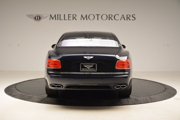 Used 2017 Bentley Flying Spur V8 for sale Call for price at Alfa Romeo of Greenwich in Greenwich CT 06830 6